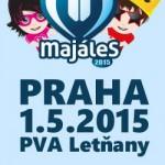 Blíží se studentská akce roku - Pražský majáles 2015
