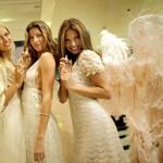 Andílci Victoria's Secret natáčeli reklamu v Praze